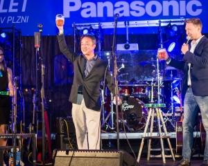 Panasonic 20 let