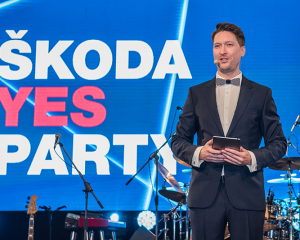 Škoda YES Party
