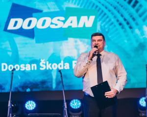 DOOSAN ŠKODA DAY 2019