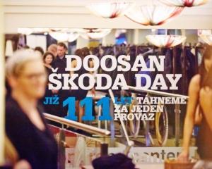 Doosan Škoda Day