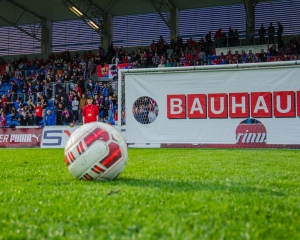 BAUHAUS fotbal