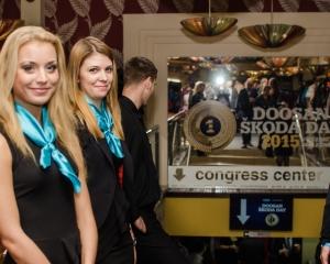 Doosan Škoda Day 2015