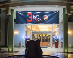 Hattrick party