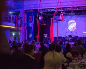 Hattrick party FC Viktoria Plzeň