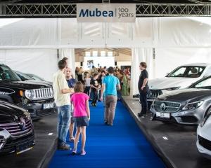 Mubea 100 let